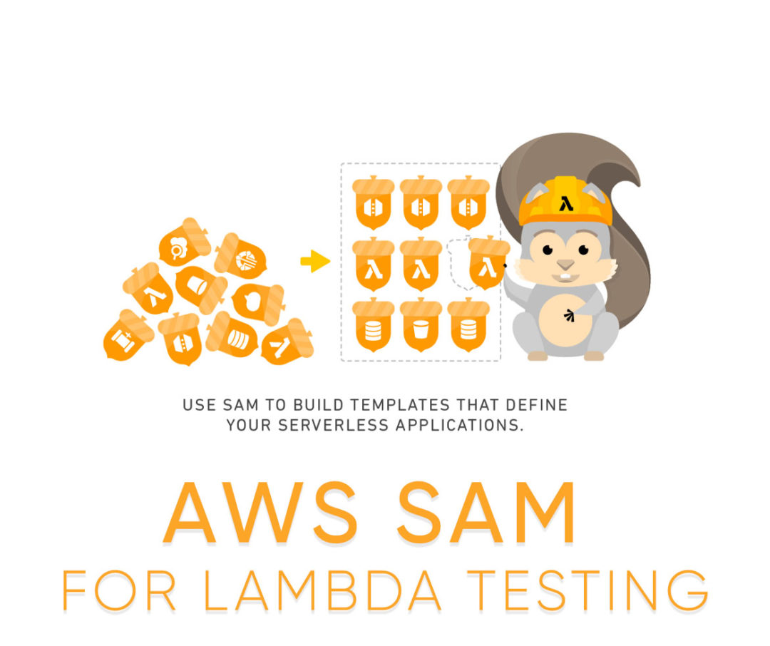 Testing Lambdas locally with aws-sam-cli
